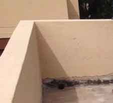 waterproofing-a-balcony-removing-tiles-and-the-plint-stage 2